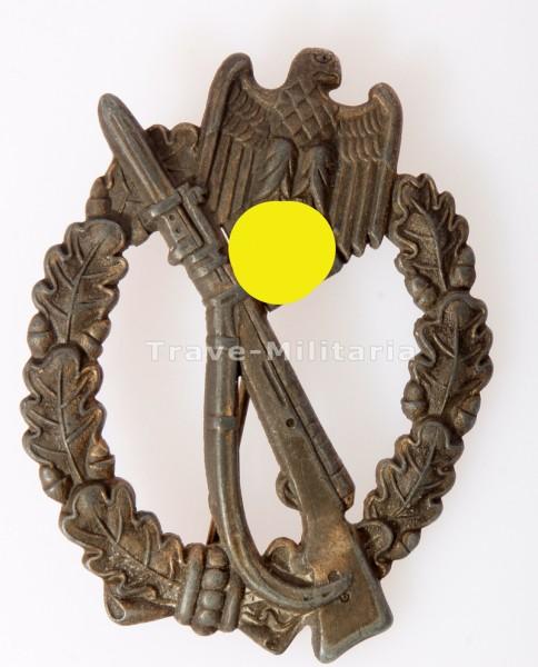 Infanteriestumabzeichen in Silber