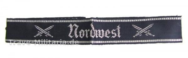 NS Soldatenbund Ärmelband Nordwest