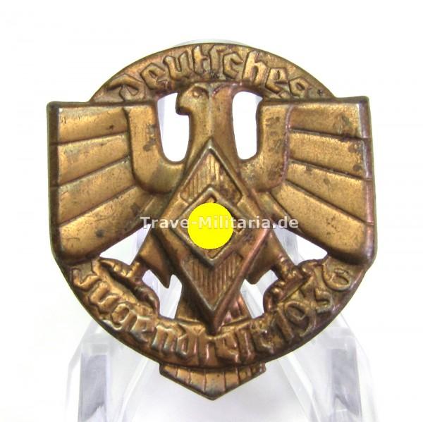 Abzeichen Deutsches Jugendfest 1936 der HJ