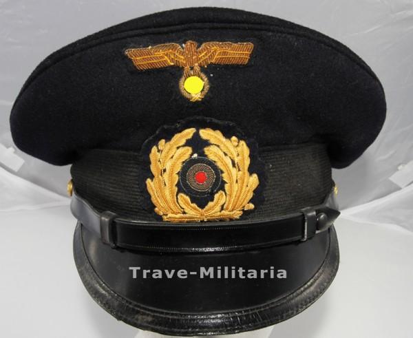 Schirmmütze der Kriegsmarine für Maate
