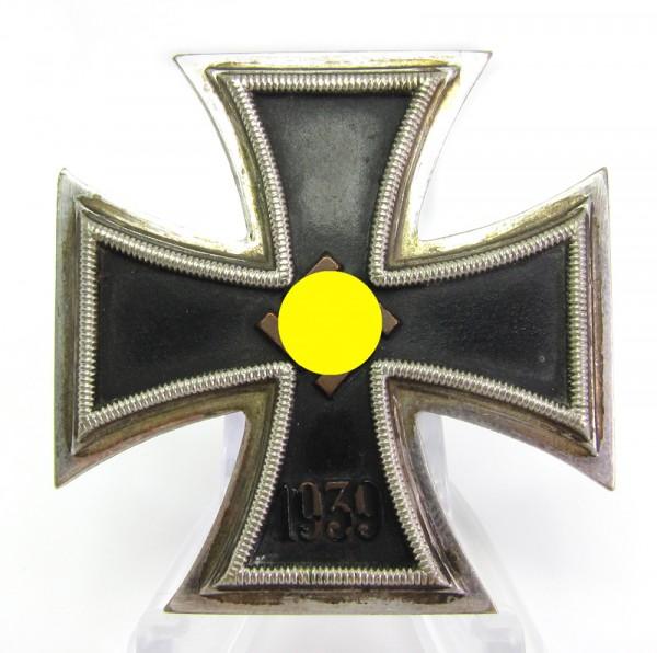 Eisernes Kreuz 1. Klasse 1939 Deumer mit Trägerritzung