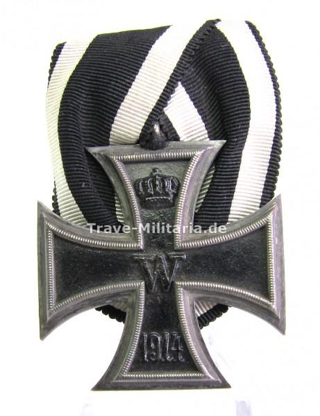 Eisernes Kreuz 2 Klasse 1914 an Einzelspange