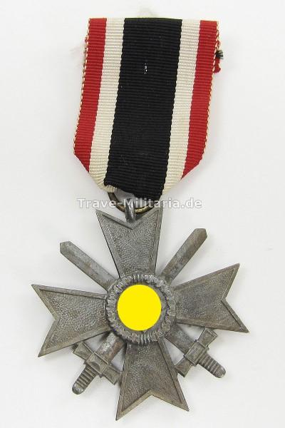 Kriegsverdienstkreuz 2. Klasse mit Schwertern Hersteller 65