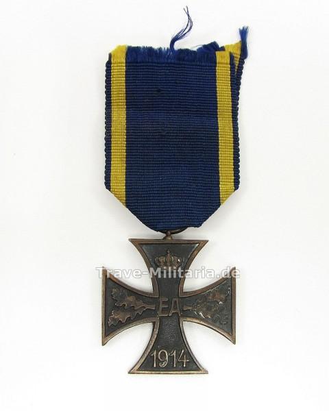 Braunschweig Kriegsverdienstkreuz 2. Klasse