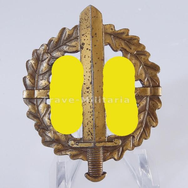 SA Sportabzeichen in Bronze