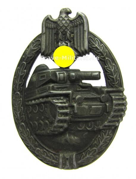 Panzerkampfabzeichen in Bronze Hersteller Frank & Reif