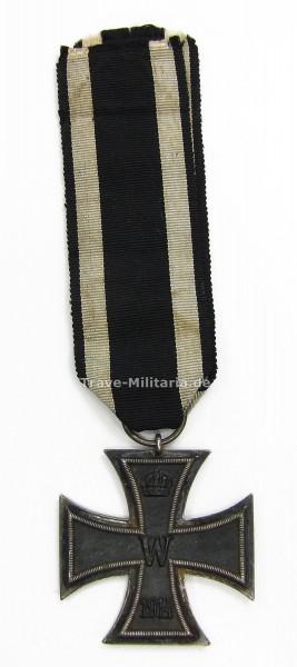 Eisernes Kreuz 2. Klasse 1914 mit Hersteller S-W