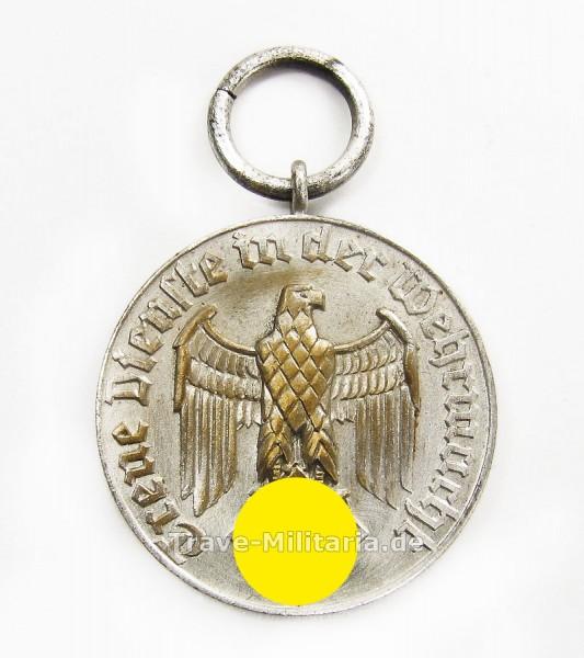Wehrmachtsdienstauszeichnung für 4 Jahre