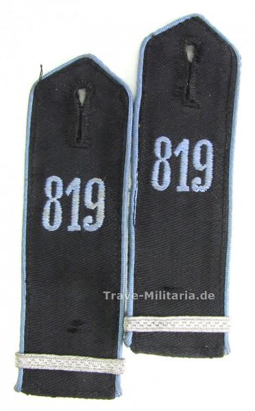 Paar Schulterklappen Flieger HJ Bann 819 - Rottenführer