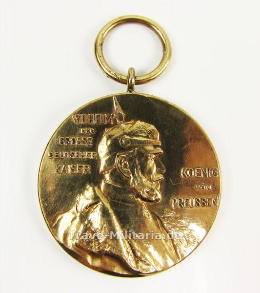 Centenarmedaille Kupfer