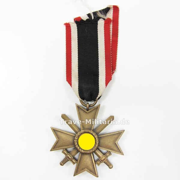 Kriegsverdienstkreuz 2. Klasse mit Schwertern Hersteller 87