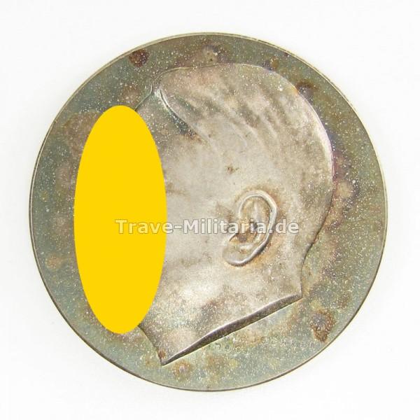 Silbermünze 50 Jahre Adolf Hitler