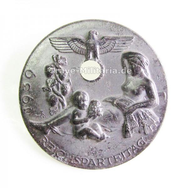 Kleinabzeichen Reichsparteitag 1939