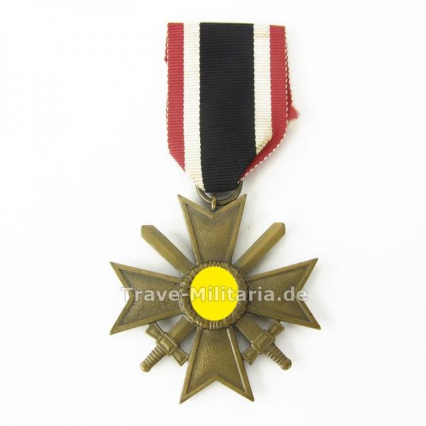 Kriegsverdienstkreuz 2. Klasse mit Schwertern Hersteller 56