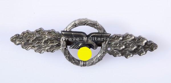Frontflugspange für Transport- und Luftlandeflieger in Silber