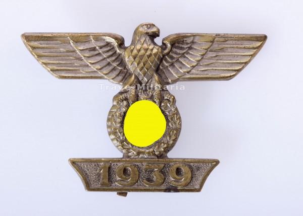 JUNCKER Spange zum Eisernen Kreuz 1. Klasse 1939 - 1. Form