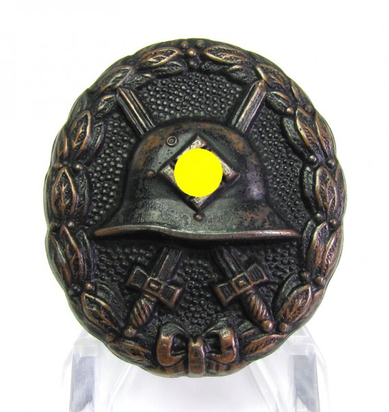 Verwundetenabzeichen Schwarz 1. Form Legion Condor