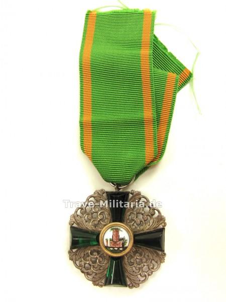 Baden Orden vom Zähringer Löwen Ritterkreuz 2. Klasse