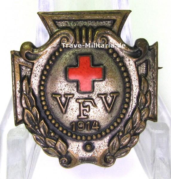 Abzeichen Vaterländischer Frauen Verein VFV 1914