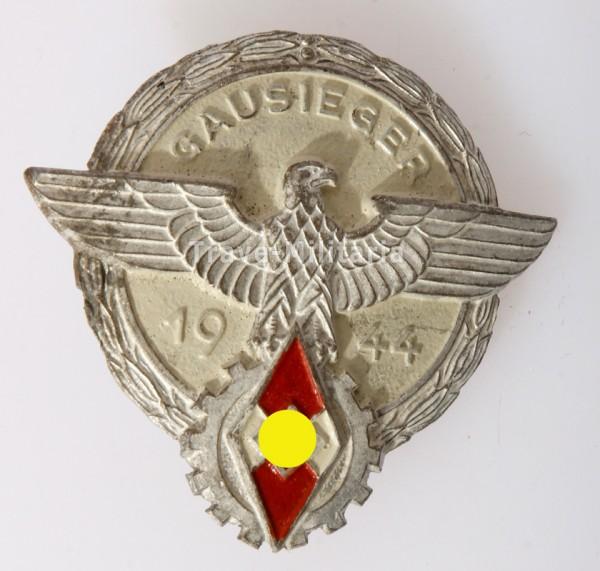 Ehrenzeichen Gausieger im Reichsberufswettkampf 1944