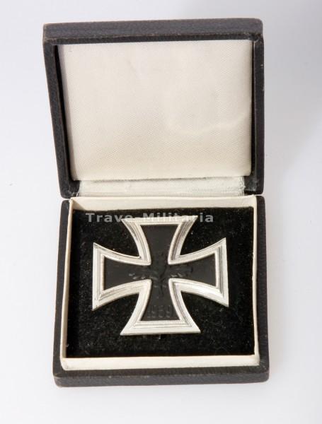 1957er Eisernes Kreuz 1. Klasse im Kriegsverdienstkreuz Etui