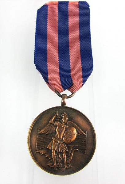 Bronzene Medaille des Verdienstordens vom heiligen Michael mit Stempelschneider