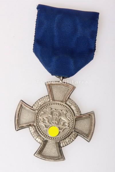 extrem selten - Danzig Treudienst-Ehrenzeichen 2. Stufe für 25 Jahre