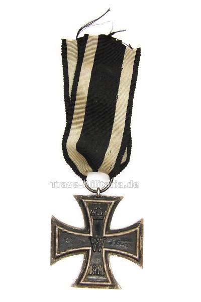 Eisernes Kreuz 2. Klasse 1914 Hersteller