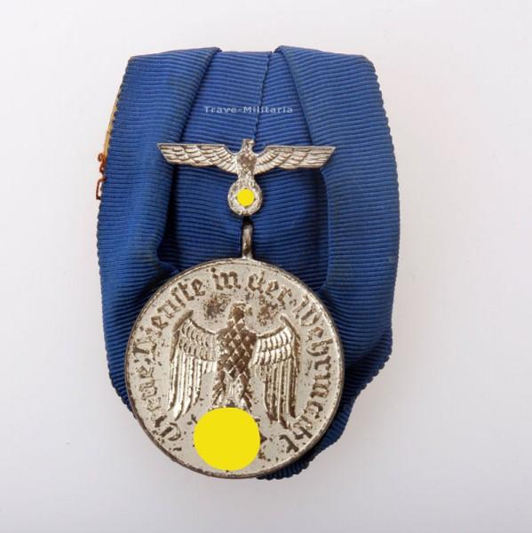 Wehrmachtsdienstauszeichnung für 4 Jahre an Einzelspange