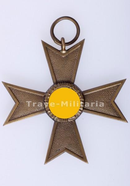 Kriegsverdienstkreuz 2.Klasse ohne Schwerter mit Band und Umschlag