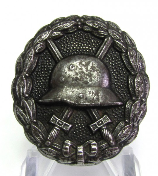 Verwundetenabzeichen des Heeres 1918 in Schwarz