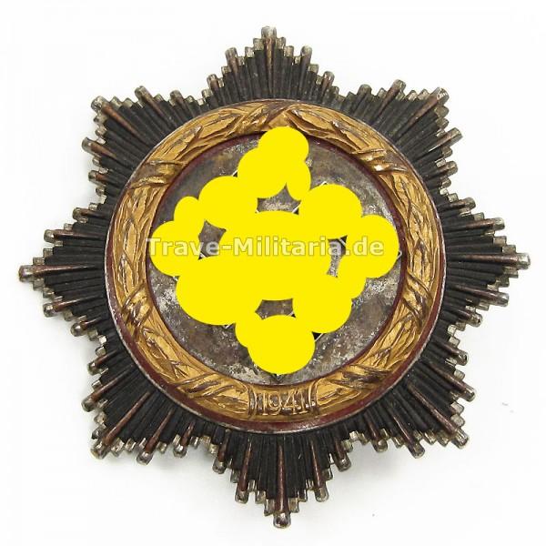 Deutsches Kreuz in Gold - Schweres 20er