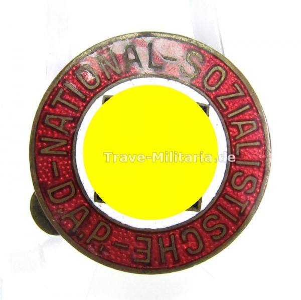 Parteiabzeichen der NSDAP Knopfloch