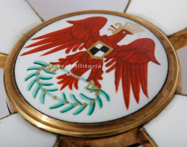 Roter Adler Orden 2. Klasse aus Gold