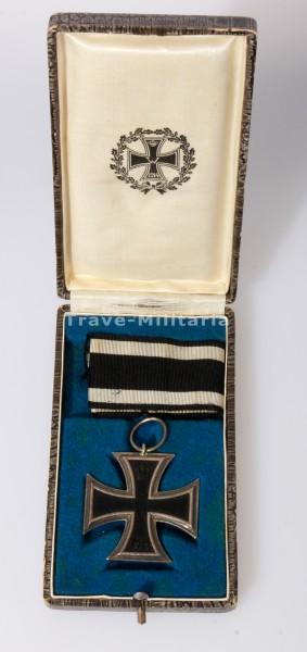 Eisernes Kreuz 2.Klasse 1914 im Schmucketui