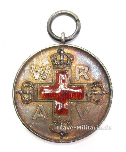 Preußen Rote Kreuz Medaille 2. Klasse 1898