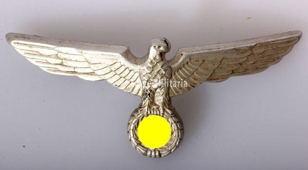 Wehrmacht Heer Mützenadler für Schirmmütze für Mannschaften