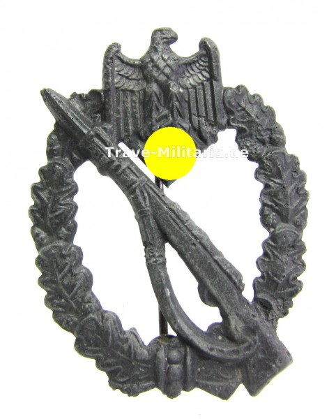 Infanteriesturmabzeichen in Silber Wiedmann