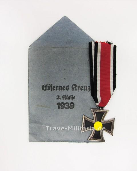 Eisernes Kreuz 2. Klasse in Verleihtüte Frank & Reif