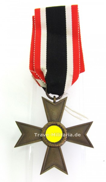 Kriegsverdienstkreuz 2. Klasse ohne Schwerter Hersteller 1