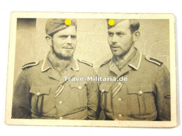 """Foto 2 """"Frontschweine"""" der SS Winter 41/42"""