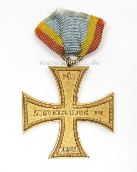 Mecklenburg-Schwerin Militär-Verdienstkreuz 2. Klasse 1914