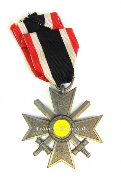 Kriegsverdienstkreuz 2. Klasse 1939 am Band