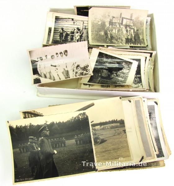 Fotonachlass ca. 100 Fotos 30 ID.