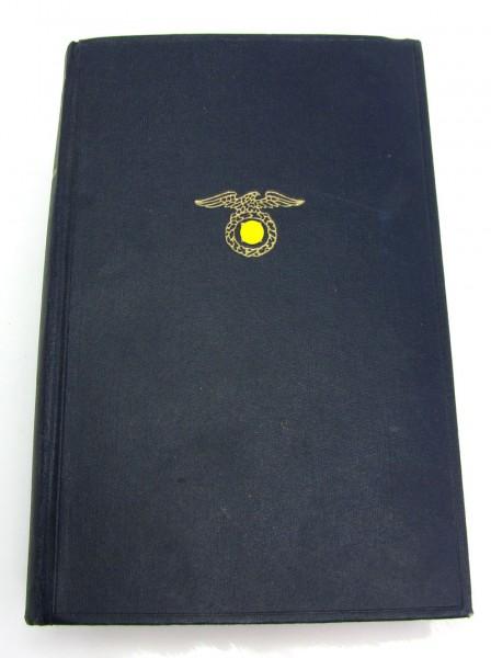 Buch Mein Kampf Volksausgabe 1938