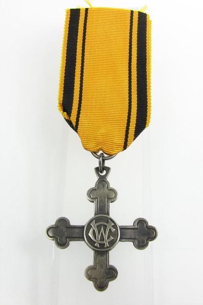Charlottenkreuz 1916 Württemberg Silber OEK 3081