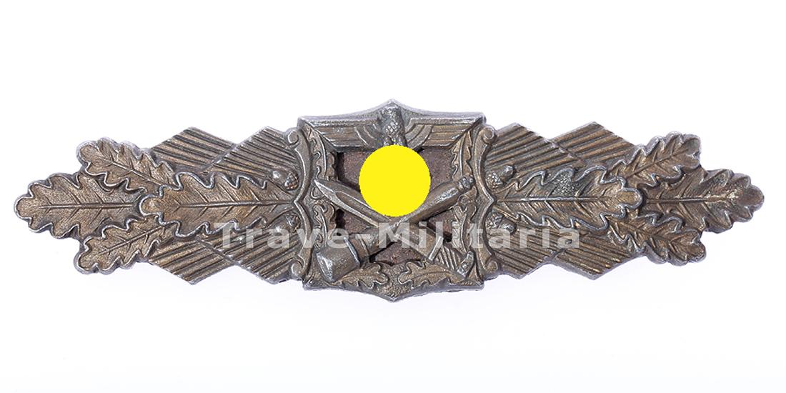 nahkampfspange 1 stufe bronze archiv trave militaria orden und ehrenzeichen. Black Bedroom Furniture Sets. Home Design Ideas