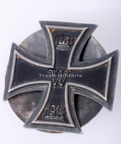 Eisernes Kreuz 1.Klasse 1914 mit 2 Schrauben