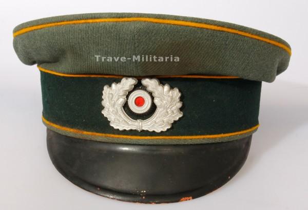 Frühe Kavallerie Schirmmütze der Wehrmacht Traditions Regiment