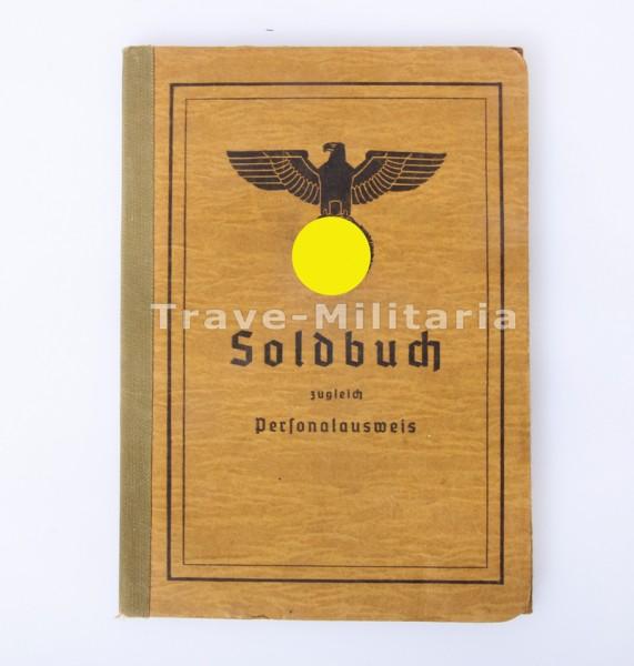 Soldbuch - Blanko